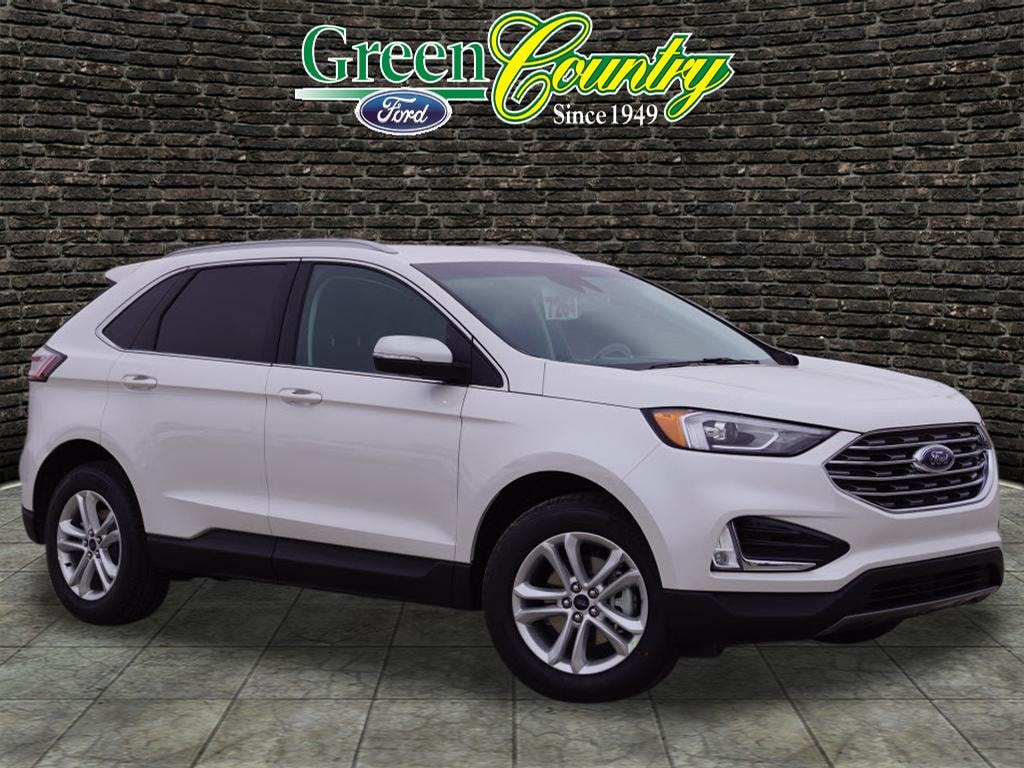 2019 Ford Edge SUV