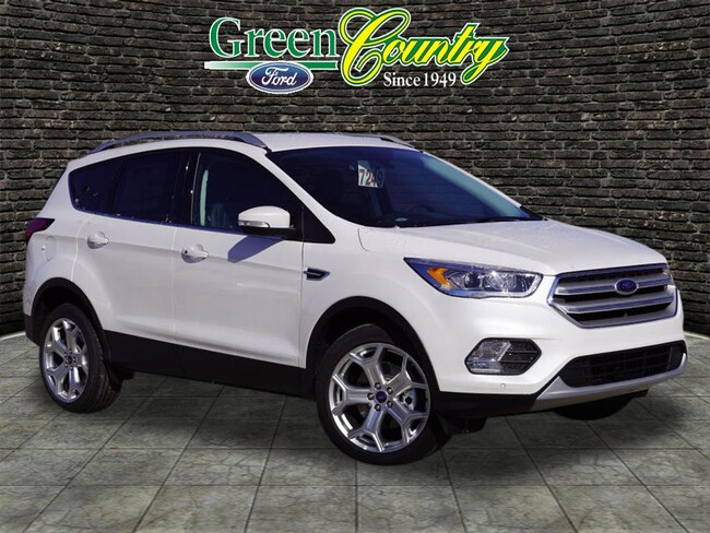 New 2019 Ford Escape Titanium SUV for Sale/Lease Vinita, OK