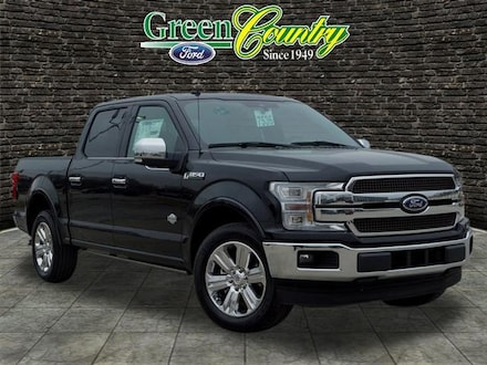 2020 Ford F-150 King Ranch 2WD Supercrew 5.5 Box Truck SuperCrew Cab