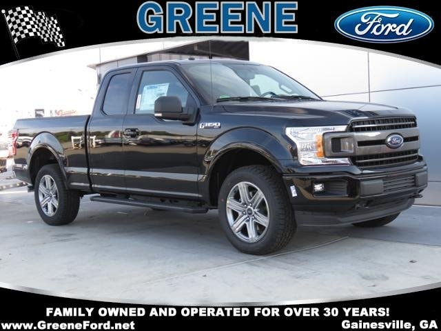 2018 Ford F-150 F150 4X4 S/C