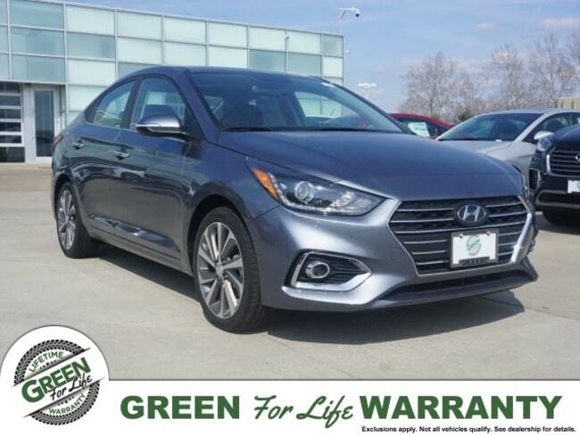 2019 Hyundai Accent Limited Sedan
