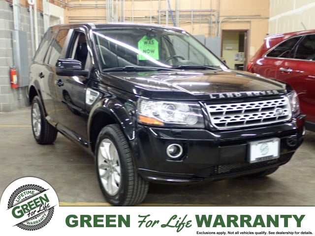 Used 2014 Land Rover LR2 For Sale at Green Hyundai | VIN