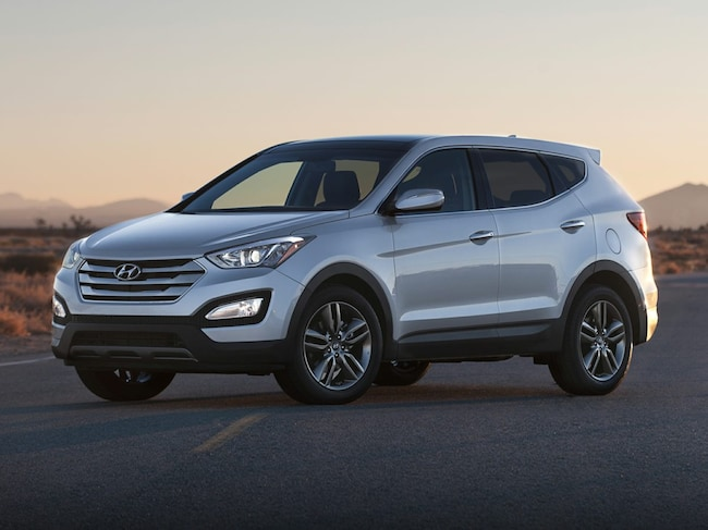 2016 Hyundai Santa Fe Sport 2.4 Base SUV