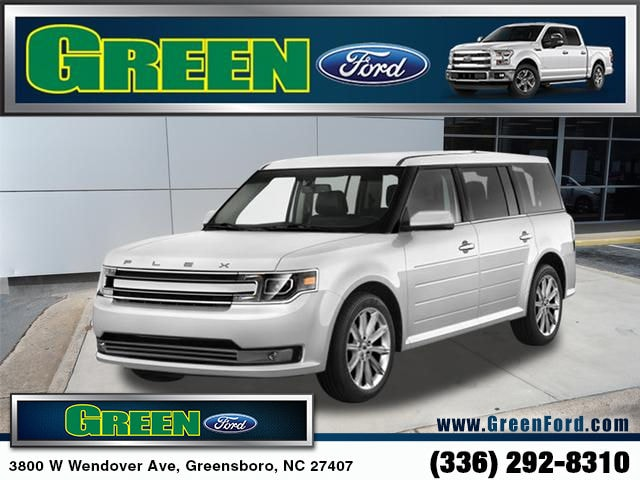 2016 Ford Flex 4DR LTD FWD SUV