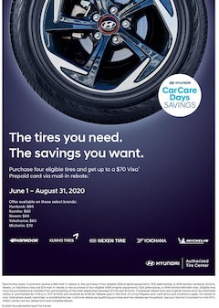 CarCare Days Savings