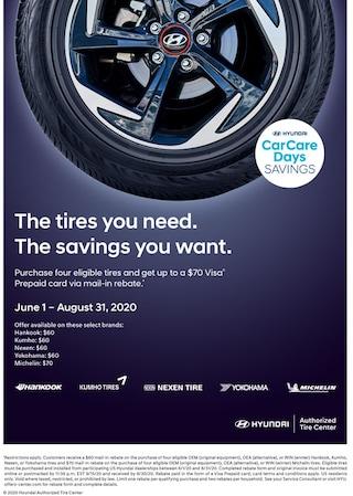 CarCare Days Savings