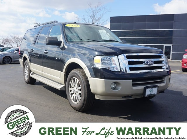 2010 Ford Expedition EL SUV