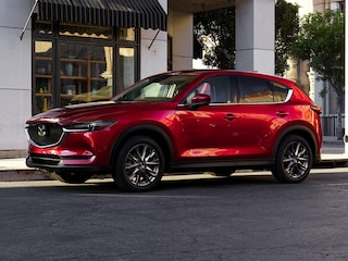 2021 Mazda Mazda CX-5 Carbon Edition Turbo SUV