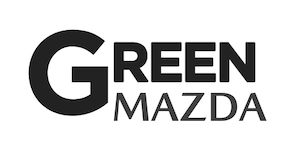 Green Mazda