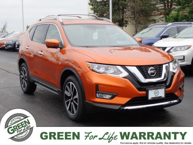 Green Family Stores >> New 2019 Nissan Rogue For Sale At Green Family Stores Vin