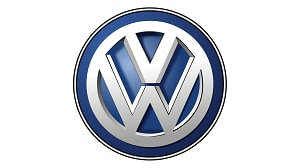 Green VW Logo