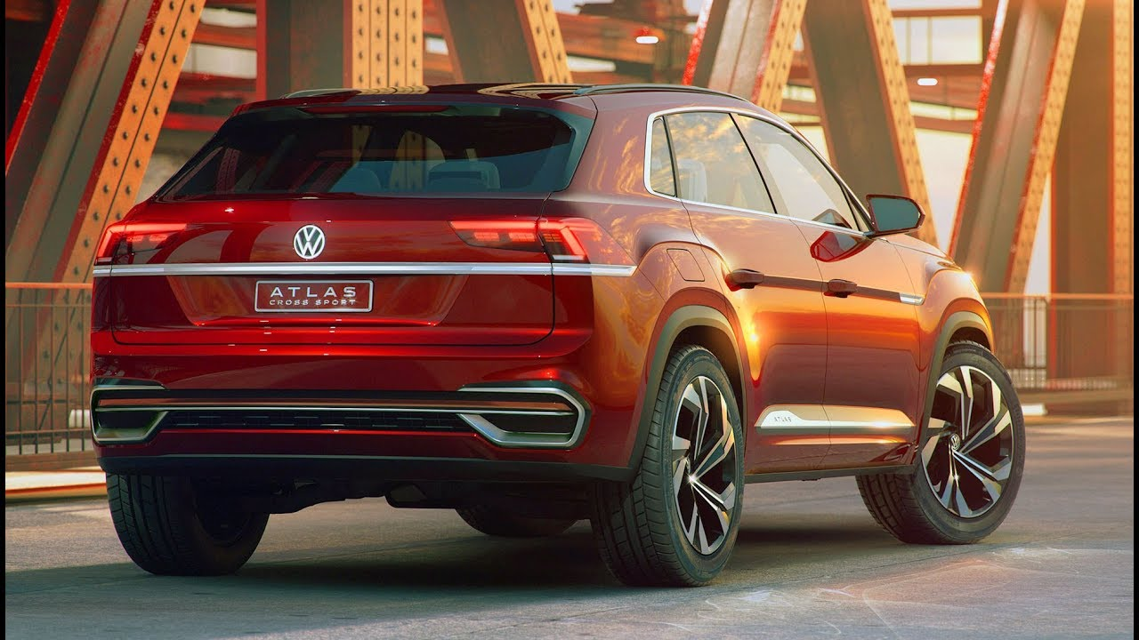 2019 VW Tiguan Vs 2019 VW Atlas near Springfield, IL