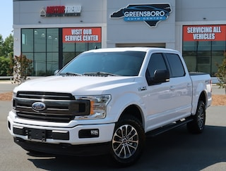 Used 2020 Ford F-150 XLT Truck SuperCrew Cab for Sale in Greensboro, NC, at Greensboro Auto Center