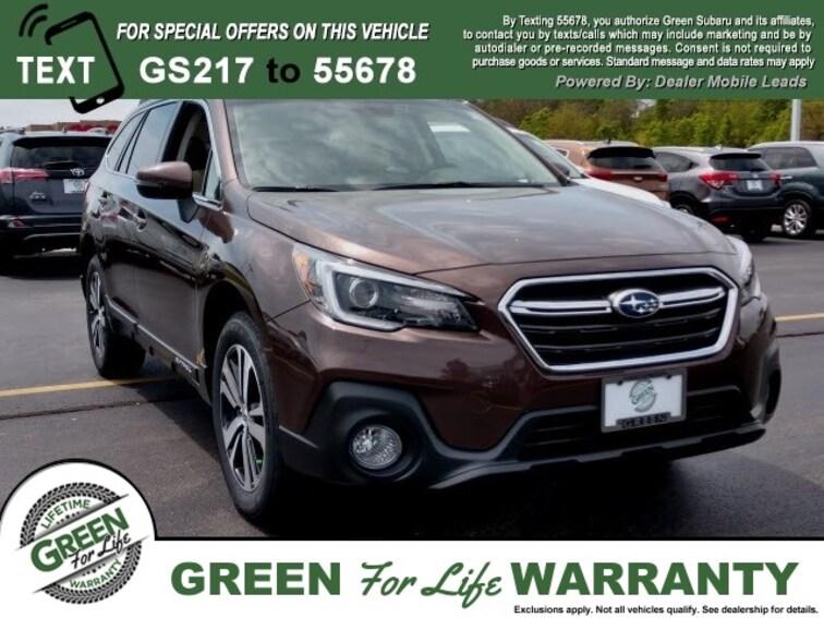 Springfield, IL 2019 Subaru Outback 2.5i Limited SUV New