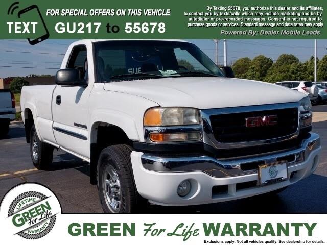 2006 GMC Sierra 2500HD SLE1 Truck