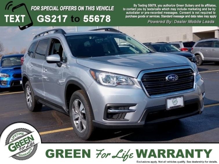 Springfield, IL 2019 Subaru Ascent Premium 7-Passenger SUV New