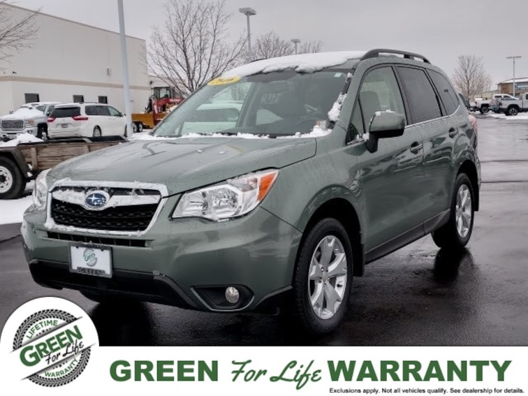 Used  2016 Subaru Forester 2.5i Limited SUV in Springfield, IL