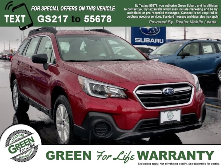 Springfield, IL 2019 Subaru Outback 2.5i SUV New