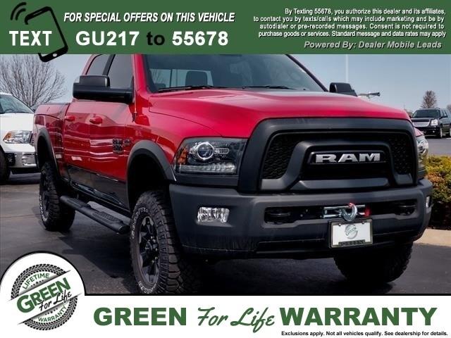 2018 Ram 2500 Power Wagon Truck