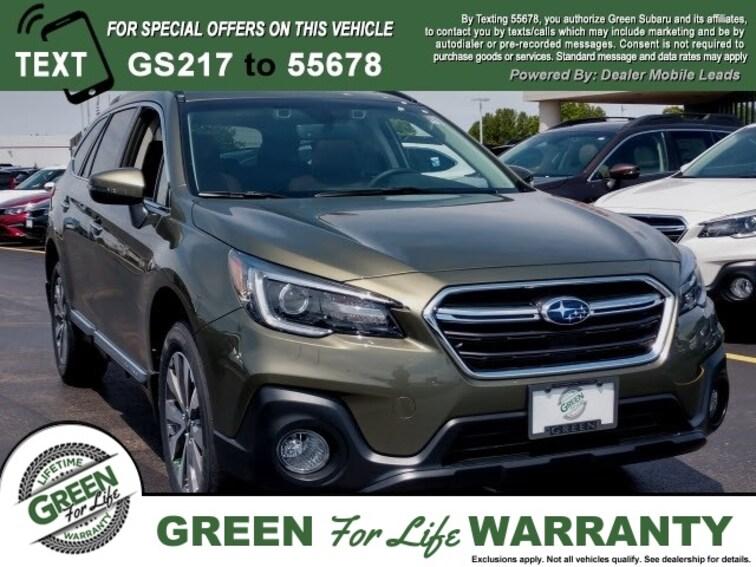 Springfield, IL 2019 Subaru Outback 2.5i Touring SUV New