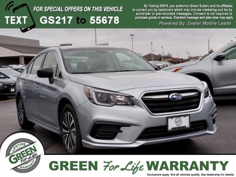 Springfield, IL 2019 Subaru Legacy 2.5i Sedan New