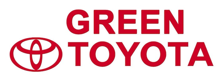 Green Toyota