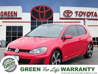 2015 Volkswagen Golf GTI 2.0T SE w/ Sunroof & Backup Camera Hatchback