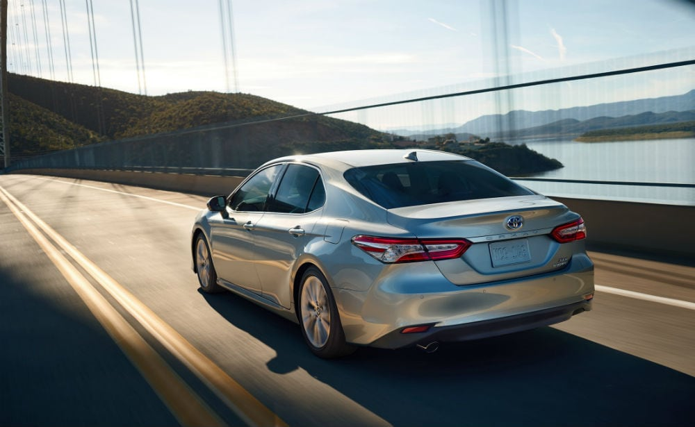 2019 Toyota Camry safety Green Toyota Taylorville, IL