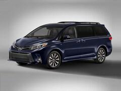 New 2020 Toyota Sienna XLE Van