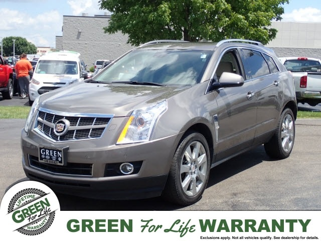 2012 Cadillac SRX Premium AWD w/ Leather & Sunroof SUV