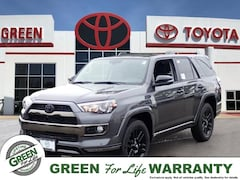 New 2019 Toyota 4Runner Limited Nightshade V6 4x4 SUV 4WD