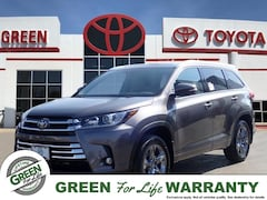 New 2019 Toyota Highlander Limited Platinum V6 AWD SUV AWD