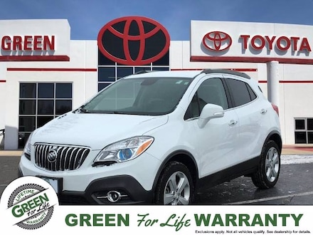 2016 Buick Encore Convenience AWD w/ Bluetooth & Backup Camera SUV AWD