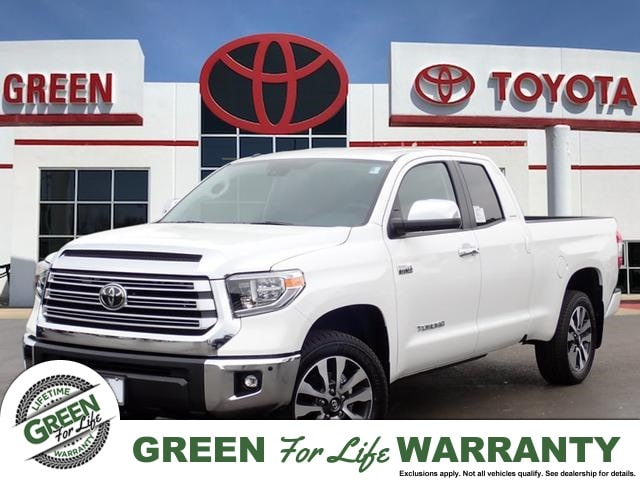 2018 Toyota Tundra Limited Double Cab 5.7L V8 4x4 Truck Double Cab