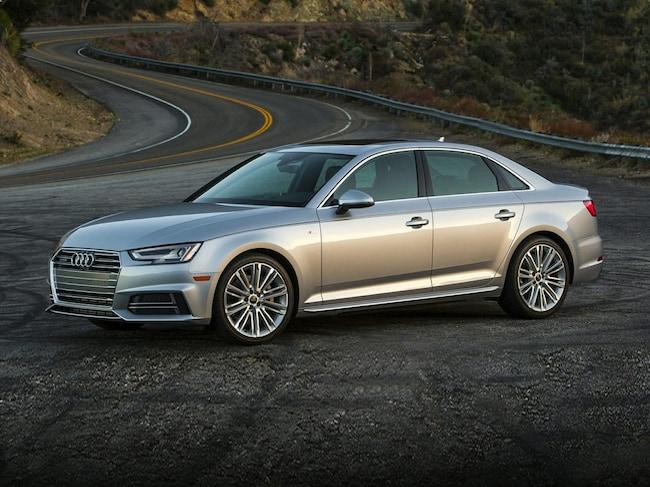 2017 Audi A4 2.0T Quattro S tronic w/ Convenience Pkg Sedan AWD
