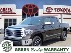 New 2019 Toyota Tundra Limited Crew Max 5.7L V8 4x4 Truck CrewMax