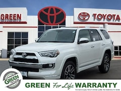 New 2019 Toyota 4Runner Limited V6 4x4 SUV 4WD