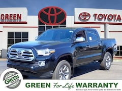 New 2019 Toyota Tacoma Limited Double Cab V6 4x4 Truck Double Cab