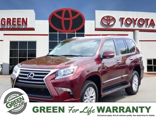 2017 LEXUS GX 460 V8 4x4 w/ Leather, Sunroof & Nav SUV 4WD