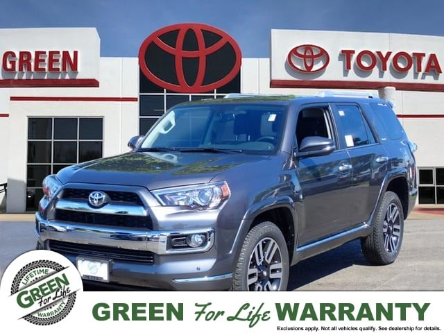 Green'S Toyota Service >> New Toyota Vehicles For Sale In Springfield Il Green Toyota