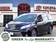 New 2019 Toyota Sienna XLE Premium AWD Van