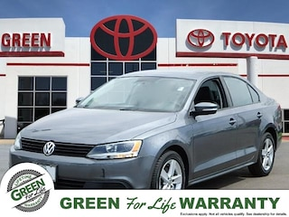 2012 Volkswagen Jetta TDI w/ Leather Sedan