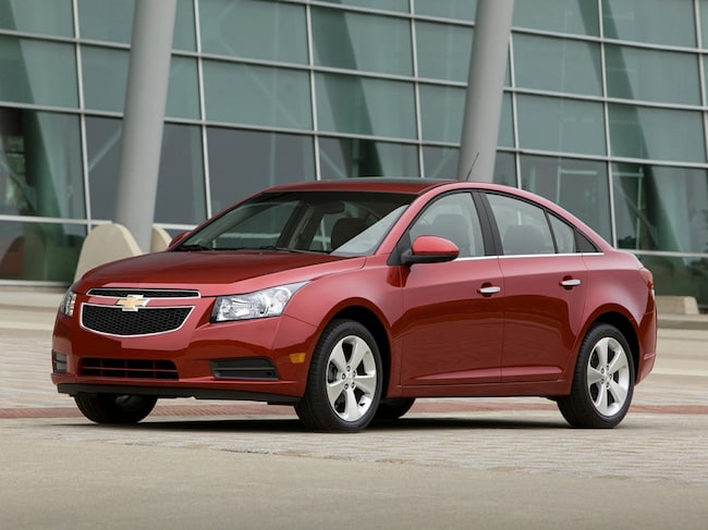 2014 Chevrolet Cruze 2LT w/ Cloth Seats Sedan