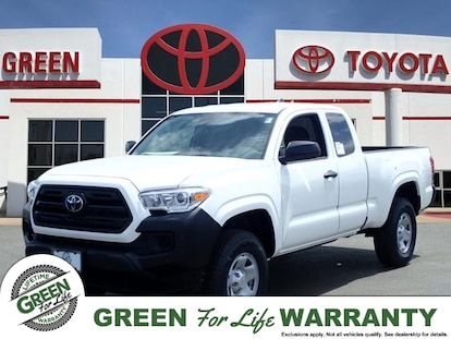 Green Family Stores >> New 2019 Toyota Tacoma For Sale At Green Family Stores Vin