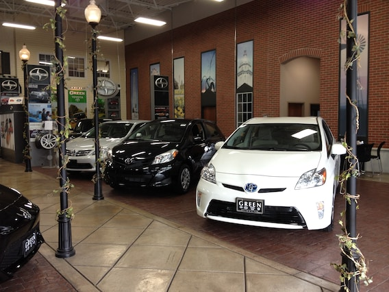 Green Toyota Springfield Il >> About Green Toyota Volkswagen Audi In Springfield Il