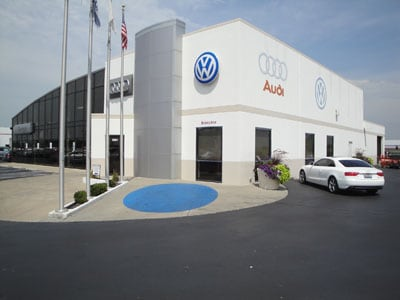 Welcome To Green Toyota Volkswagen And Audi In Springfield! As ...