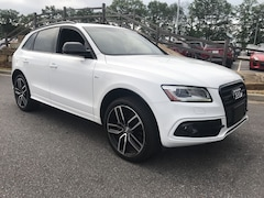2017 Audi Q5 3.0T Premium Plus SUV