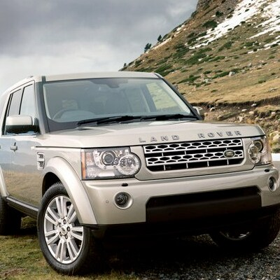 Land Rover Featured Inventory
