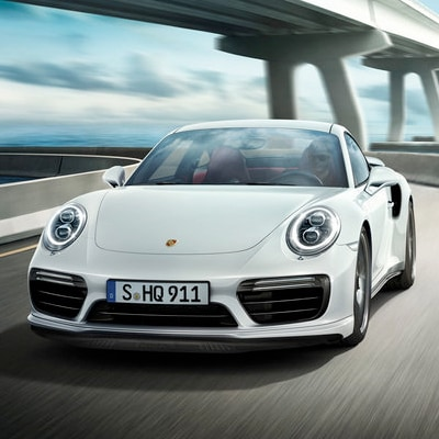 Porsche Featured Inventory