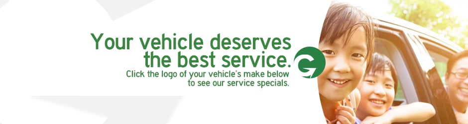 Choose your vehicle make below to find the latest service coupons.